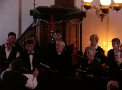 Kerstconcert in Breede 2003